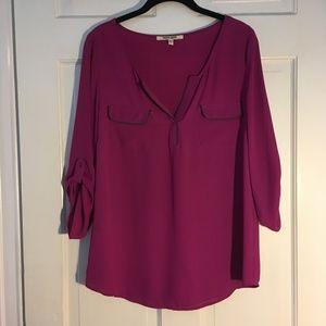 Daniel Rainn from Nordstrom 3/4 sleeve blouse